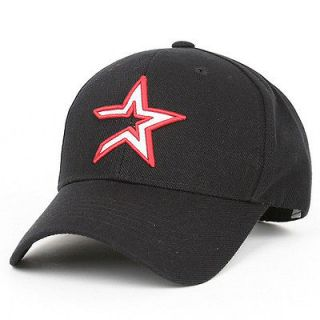 Newly listed Baseball Cap HOUSTON ASTROS Sports Ball Hat BLACK