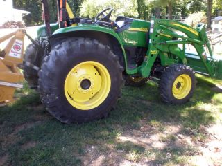JOHN DEERE 4720 TIRES & RIMS FOR SALE OR TRADE FOR R 1 BAR LUG AG