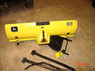 john deere front blade in Parts & Accessories