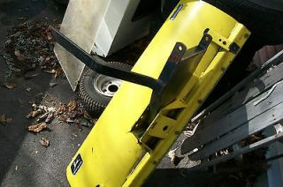 john deere 42 blade in Parts & Accessories
