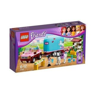 LEGO #3186 FRIENDS Emmas Horse Trailer Brand New Sealed SHIPS FROM U