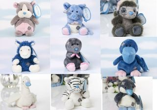 NEW ME TO YOU MY BLUE NOSE FRIENDS SELECTION BNWT ALL £4.89