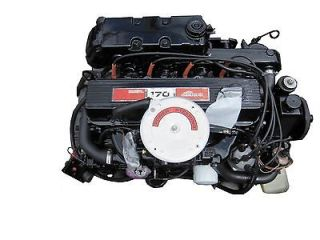 Mercruiser 170HP 3.7L 470 Alpha Marine Boat Engine Motor