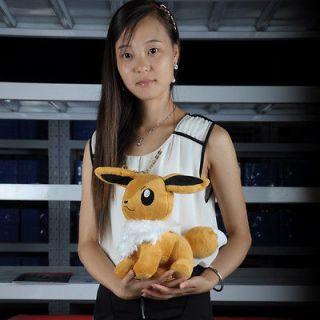 12 Eevee New pokemon Soft Stuffed Animal Plush toy E