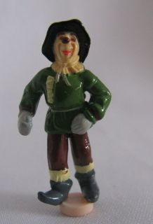 Polly Pocket Wizard Of Oz SCARECROW Figure Doll Emerald City