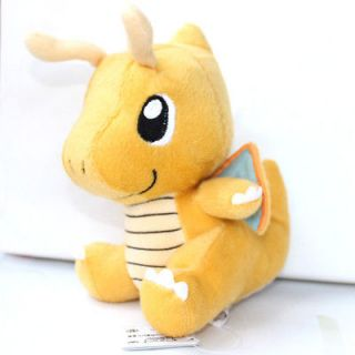 Nintendo Game Pokemon Dragonite Soft Stuffed Animal Plush Toy Doll 7