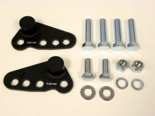 02 10 HARLEY TOURING REAR ADJUSTABLE LOWERING KIT 1 3 (Fits Street