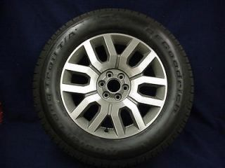 NISSAN FRONTIER 09 12 PATHFINDER 08 12 18 MACHINED ALLOY WHEEL & TIRE