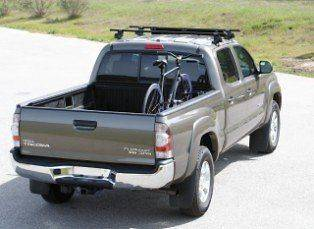 Inno Velo Gripper Truck Bed Bike Rack for Pickup Truck with C Channel