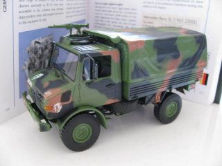 Mercedes Benz Unimog Schuco in Diecast & Toy Vehicles
