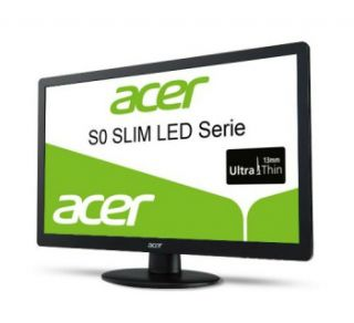 Acer S220HQL ABD 21.5 Widescreen LED LCD Monitor
