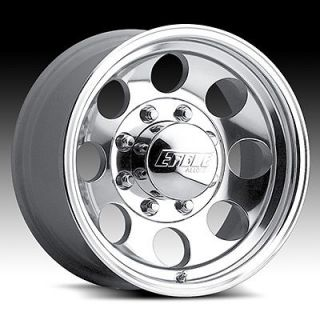 16 X 8 AMERICAN EAGLE ALLOYS STYLE 186 CHROME WHEELS RIMS 16 INCH