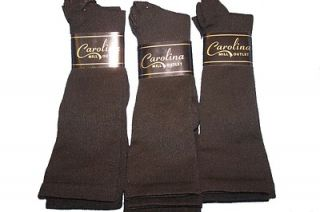 3pr Mens Anti Fatigue Graduated Compression Socks.Black1​0 13.