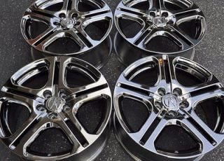 ACURA TL RL TSX MDX PVD CHROME WHEELS RIMS 18x7.5 71735
