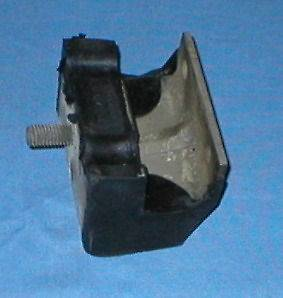 59 1959 FORD FAIRLANE ENGINE MOTOR MOUNTS PAIR 8 CYLINDER 292