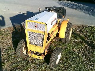 CUB CADET lawn garden tractor early model 100 narrow frame