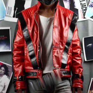 Michael Jackson Thriller Jacket Free Billie Jean Glove
