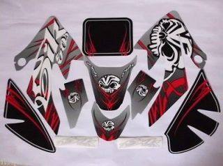 3M graphics kit decals STICKER for HONDA DIRT PIT BIKES PARTS CRF50