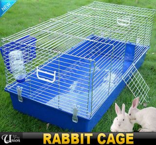 Newly listed New Rabbit Cage Bunny House Small Pet Animals Hutch