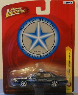 JL Forever S24 Black 1995 Chevy Caprice Police Car 164