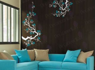 cherry blossom wall decal in Decals, Stickers & Vinyl Art