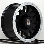 16 Inch Black Wheels Rims Chevy Silverado Truck 2500 3500 Dodge RAM
