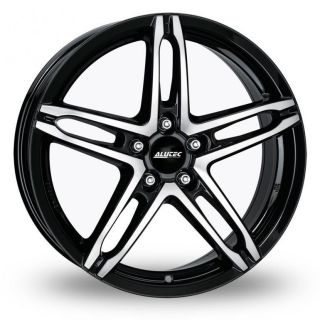 17 Alutec Poison Alloy Wheels & Goodyear Eagle F1 GS D3 Tyres