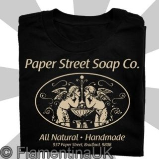 9015 PAPER STREET SOAP CO T SHIRT inspired by FIGHT CLUB