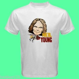 01 Crazy Horse Neil Young New Music Tour 2012 CD DVD Ticket Tee T
