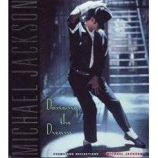 Dancing the Dream by Michael Jackson 1992, Hardcover