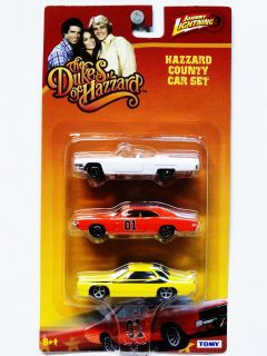 johnny lightning dukes of hazzard in Diecast & Toy Vehicles