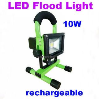 10W LED Flood Light movable lamp outdoor working light Waterproof