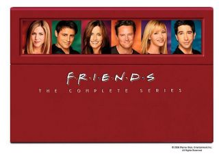 Friends Complete Box Set in DVDs & Blu ray Discs