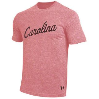 South Carolina Gamecocks Under Armour Fat Stripe Legacy Tri Blend T