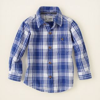 baby boy   plaid shirt  Childrens Clothing  Kids Clothes  The