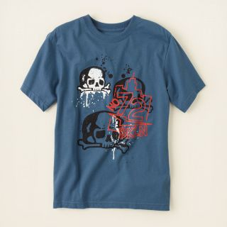 boy   skull 72 graphic tee  Childrens Clothing  Kids Clothes  The