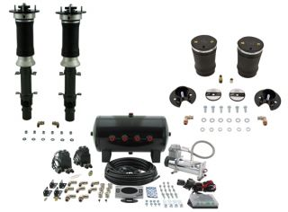 2009 2012 Dodge Challenger Air Suspension Kits   Air Lift 95752   Air