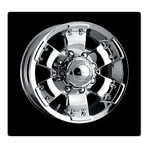1991 2003 Ford F 150 Wheel   ION FORGED, ION Alloy Wheels Style 148