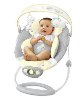 Bright Starts Ingenuity Bouncer   bouncing cradles & rockers
