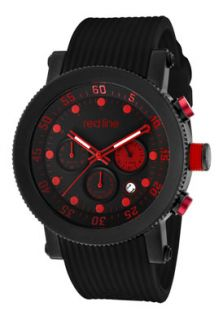 Red Line 18101VD 01RD2 BB Watches,Mens Compressor Chronograph Black