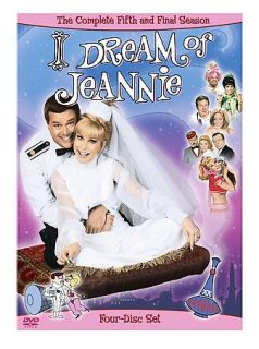 Dream of Jeannie   The Complete Fifth Season DVD, 2008, 4 Disc Set