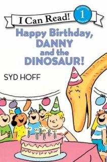 Happy Birthday, Danny and the Dinosaur by Syd Hoff 1997, Paperback