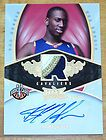 2008 09 FLEER HOT PROSPECTS J.J. HICKSON AUTO RC JERSEY PATCH 283/399