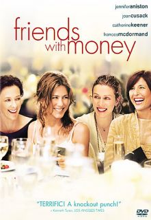 Friends With Money DVD, 2006, Widescreen Full Frame Edition