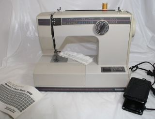 Montgomery Ward Model 1947 Free Arm 1 Amp Sewing Machine Sews Leather