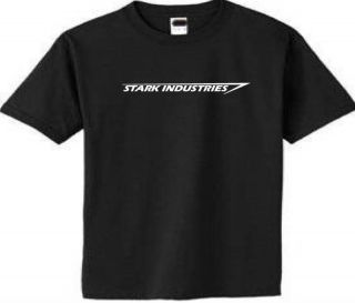 Stark Industries T Shirt Tee Marvel Ironman Tee Comics