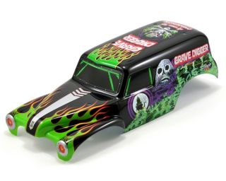 Traxxas Grave Digger Body [TRA3680]  RC Cars & Trucks   A Main