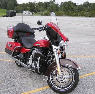 Harley Davidson  Touring 2011 FLHTK Ultra Classic Limited, Cherry and