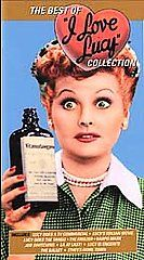 Best of I Love Lucy Collection VHS, 2003