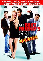 My Best Friends Girl DVD, 2009, Widescreen Unrated Version